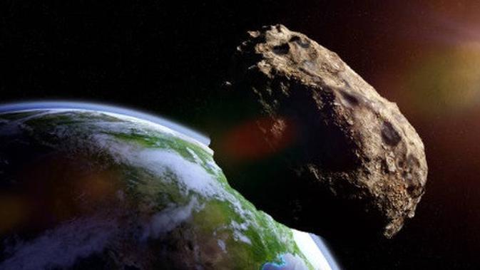 10 Asteroid Dekati Bumi Tahun Ini, Satu yang Sebesar Golden Gate Melintas Besok