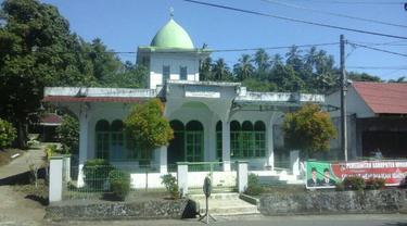 Masjid-Masjid Bersejarah di Kota Manado