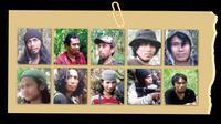 Jejak kejahatan para buronan teroris Poso kelompok Santoso