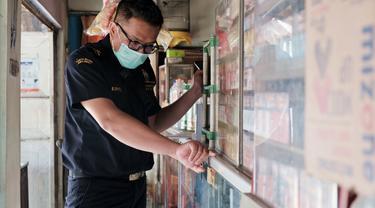 Pengawasan Cukai Rokok, Bea Cukai Pantau Harga Transaksi Pasar