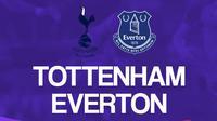 Premier League - Tottenham Hotspur Vs Everton (Bola.com/Adreanus Titus)