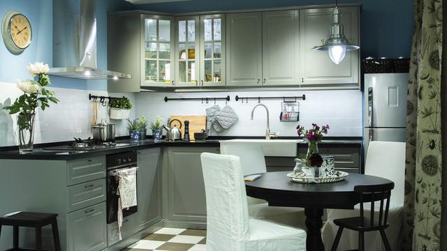 Ikea Metod Kitchen 0615 1