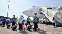 Hari ini calon Jamaah Haji Indonesia diberangkatkan ke tanah suci.