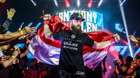 "Anthony ""The Archangel"" Engelen (One Championship)"