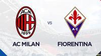 Liga Italia: AC Milan Vs Fiorentina. (Bola.com/Dody Iryawan)