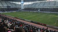 Markas Persiba Balikpapan,Stadion Batakan (Liputan6.com / Abelda Gunawan)