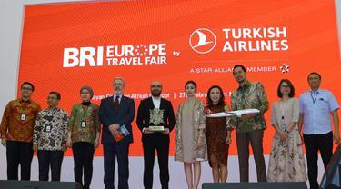 BRI Europe Travel Fair