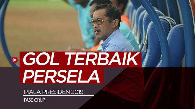 Berita video 3 gol terbaik Persela Lamongan yang tercipta pada fase grup Piala Presiden 2019.