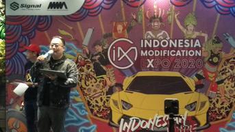 Digelar 2 Oktober 2021, IMX 2021 Siapkan Supergiveaway 1 Honda Integra DA5