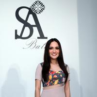Clothing line menjadi bisnis yang ditekuni oleh Shandy Aulia selain kesibukannya di dunia hiburan Indonesia. (Adrian Putra/Bintang.com)