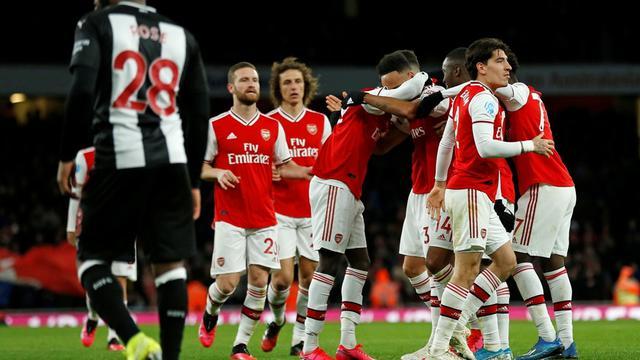 Arsenal Libas Newcastle United 4-0 - Bola Liputan6.com