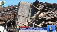 Berdasarkan pantauan Badan Penanggulangan Bencana Daerah (BPBD) Buleleng, dampak gempa cukup parah ada di kawasan Busungbiu dan Desa Depeha Kubutambahan.