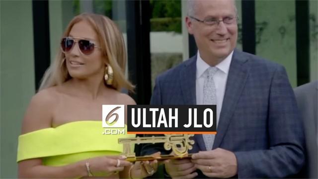 Jennifer Lopez mendapatkan hadiah istimewa di hari ulang tahunnya ke-50 dari Miami Beach. Tanggal ulang tahunnya, 24 Juli ditetapkan sebagai Jennifer Lopez Day.