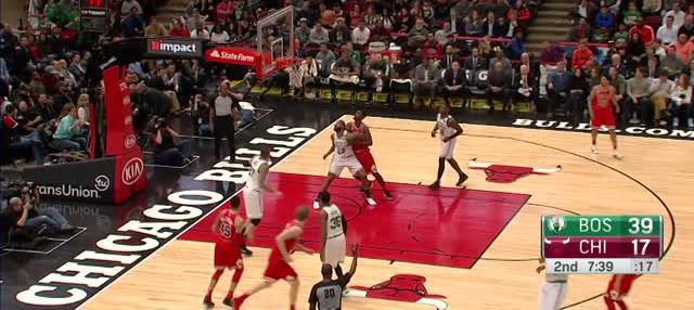 Berita video game recap NBA 2017-2018 antara Boston Celtics melawan Chicago Bulls dengan skor 105-89.