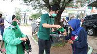 Tommy Kurniawan bersama kader PKB kabupaten Bogor