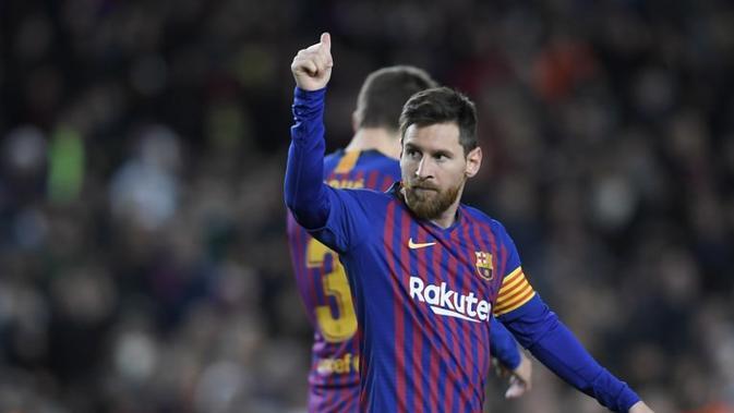 Lionel Messi Selalu Mengingat Gol Pertamanya di Barcelona
