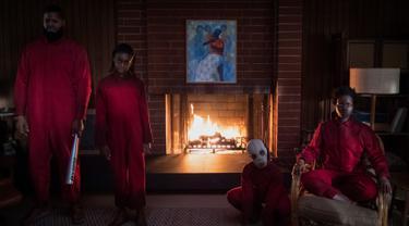 Us, Film Horor Psikologi dengan Adegan-Adegan Mencekam