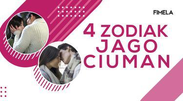 Katanya pemilik empat zodiak ini ternyata lihai berciuman loh! Adakah zodiak kamu? Cari tahu di video berikut ini!