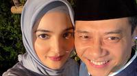 Ashanty dan Anang Hermansyah (Instagram/ashanty_ash)