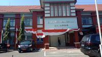 Pintu masuk Lapas Kelas I Makassar (Fauzan/Liputan6.com)