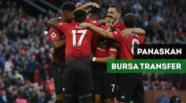 Siapa saja para pemain yang akan hangat dibicarakan pada bursa transfer musim dingin Januari 2019?