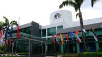 Kantor pusat AFC di Kuala Lumpur, Malaysia. (the-afc.com)