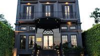 Hotel di Sleman menawarkan suasana Eropa yang mewah (Liputan6.com/ Switzy Sabandar)