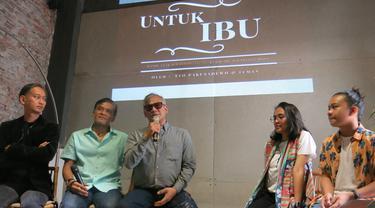 Tio Pakusadewo Gelar Pementasan Teater Untuk Ibu