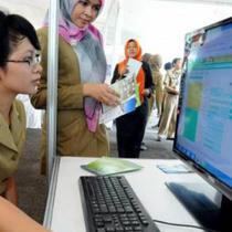 Pengurusan kenaikan pangkat dan pensiun secara online dapat dapat meminimlisir terjadinya praktek pungutan liar.