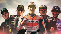 MotoGP - Jerez (Bola.com/Adreanus Titus)
