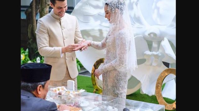 Intip Momen Pernikahan Fitria Yusuf Yang Sempat Batal Digelar 2 Bulan Lalu Lifestyle Liputan6 Com