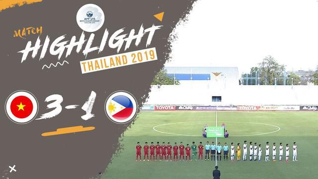 Berita video Vietnam seperti bangkit dari kekalahan melawan Timnas Indonesia 0-2 di Piala AFF U-15 2019 dengan mengalahkan Filipina 3-1, Senin (29/7/2019).
