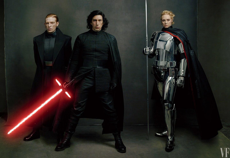 Star Wars: The Last Jedi. (heyuguys.com)