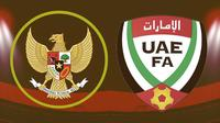 Indonesia U-16 vs Uni Emirat Arab U-16. (Bola.com/Dody Iryawan)