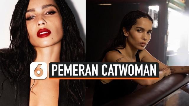 Aktris Zoe Kravitz resmi ditunjuk Warner Bros bakal memerankan tokoh Catwoman. Kravitz akan menjadi lawan main Robert Pattinson yang sebelumnya ditunjuk menjadi Batman.