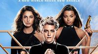 Poster film Charlies Angels, yang tayang di bioskop Indonesia mulai November 2019. (Foto: Dok. IMDb/ Columbia Pictures).