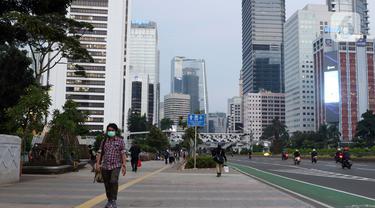 Jakarta Menuju Kenormalan Baru