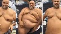Siapa sangka lemak di perut juga dapat berguna untuk menyembunyikan benda