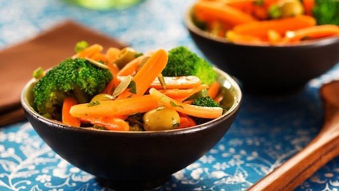 Resep Sederhana Tumis Brokoli Dan Wortel Gurih Lezat Lifestyle Fimela Com