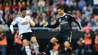 Valencia vs Real Madrid (AFP/Jose Jordan)