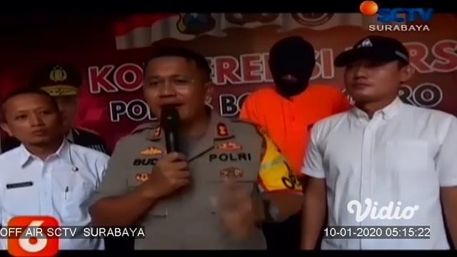 Kepolisian Resort (Polres) Bojonegoro berhasil meringkus tersangka oknum Guru SD Pegawai Negeri Sipil (PNS) inisial SDY yang menipu kurang lebih 90 orang korban. Pelaku mengaku menjadi panitia rekrutmen CPNS.
