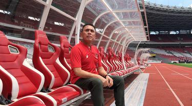 Ketum PSSI, Mochamad Iriawan, inspeksi ke SUGBK