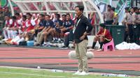 Pelatih Persebaya, Djadjang Nurdjaman, punya jejak apik di Piala Presiden. (Bola.com/Aditya Wany)