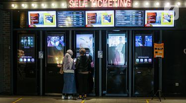 Pembukaan Bioskop di Masa PPKM Level 3