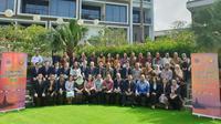 Saat ini Negara-negara ASEAN tengah menyusun rencana kerja (work plan) ASEAN OSHNET (Occupational Safety and Health Network) sebagai wujud komitmen perkuat implementasi K3. (foto: Kemnaker)