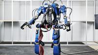 Robot eksoskeleton yang sedang dikembangkan Hyundai (sumber: hyundai)