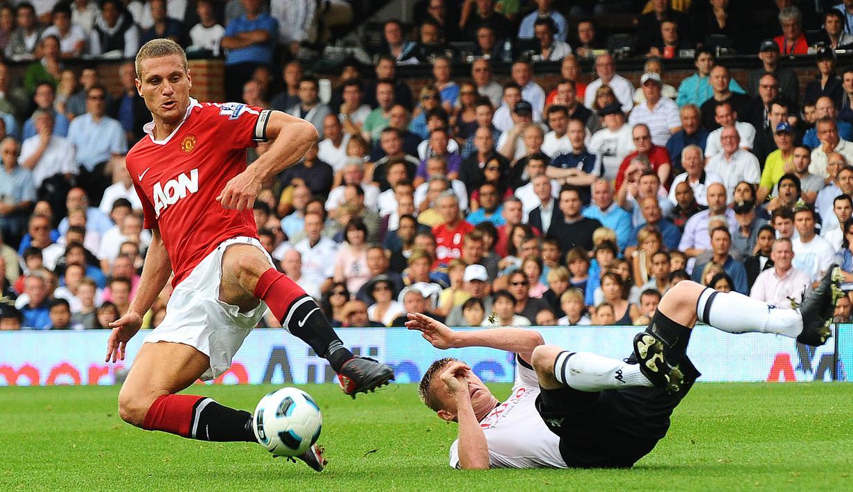 FOTO 6 Bek Hebat Yang Pernah Dimiliki Manchester United