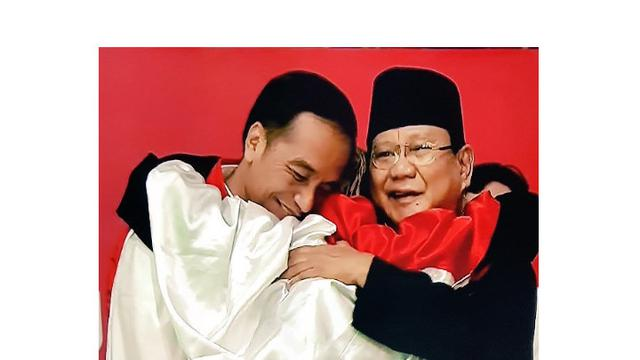 Kata Fadli Zon Soal Jokowi Dan Prabowo Berpelukan Pilpres Liputan6 Com