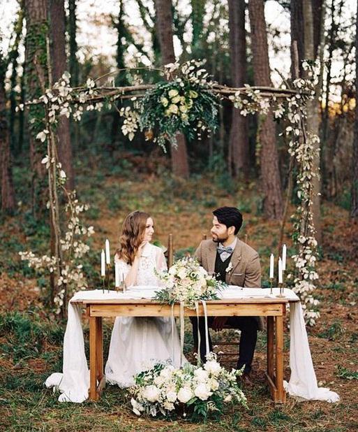 Merencanakan Pernikahan Dengan Tema Rustic Jangan Lupakan 3 Hal Ini