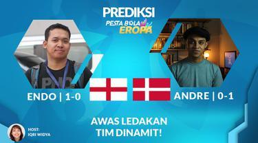 Berita Video Prediksi Euro 2020, Inggris Vs Denmark, Kamis (8/7/2021)